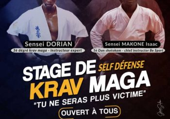 BE SPORT CENTER : Stage De Self Défense – KRAV MAGA