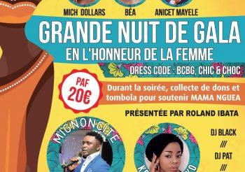 LE GRAND MANITOU : Grande Nuit De Gala