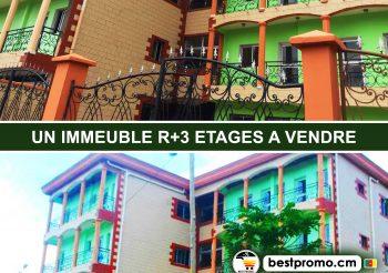 IMMEUBLE R+3 ETAGES A VENDRE
