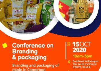 YES CAMEROUN : Conférence Sur Le Branding Et Le Packaging
