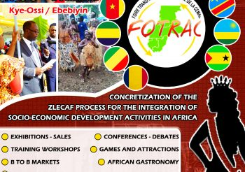 FOTRAC 2020 : Annual Cross-Border Trade Of Central Africa Countries