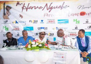 Conférence de presse : Sortie du Nouvel Album – Parodie d'Amour – de Herve Nguebo
